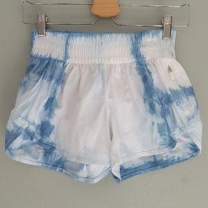 Lululemon Tracker Shorts Hand Dyed Custom Size 4
